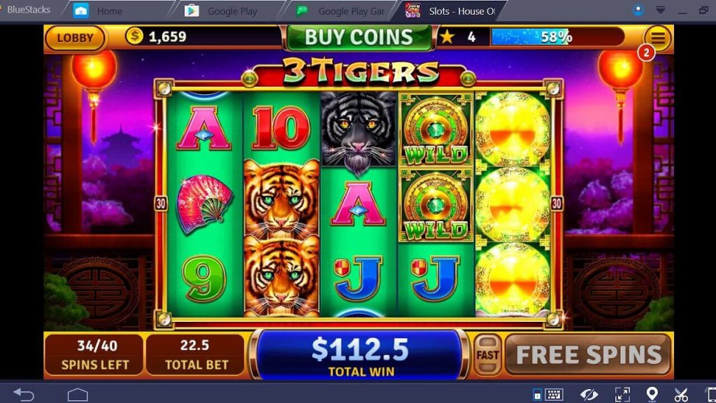 200 free spins house of fun slots free on facebook